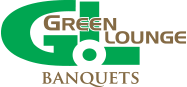 Green Lounge Banquets Logo